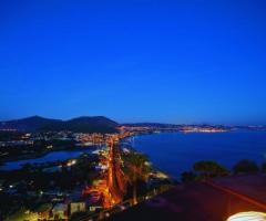 Vista panoramica sul Golfo di Pozzuoli