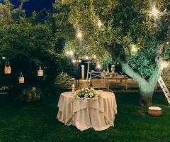 MaVa Events - Il tavolo degli sposi