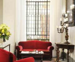 Hotel Helvetia & Bristol - Hall dell'hotel per matrimoni