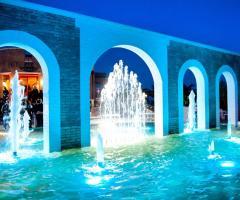 Parco della Laguna Lesina - Giochi d'acqua