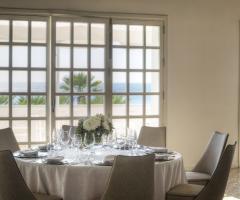Grand Hotel Riviera - La sala interna per il rinfresco