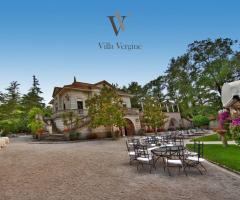 Villa Vergine - In primavera