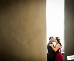 Fotografia di matrimonio a Montecarlo Lucca - Qualcosa di Blu