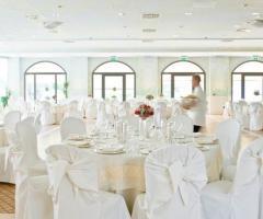 Ricevimento di nozze total qhite