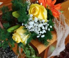 Fiori foglie e follie - Addobbi floreali in chiesa
