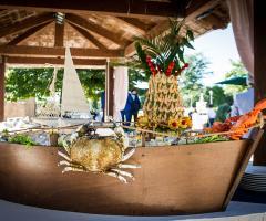 Villa Valente - Il pesce crudo