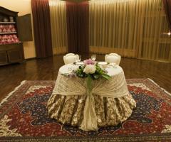 Il tavolo degli sposi - Il Brigantino Barletta