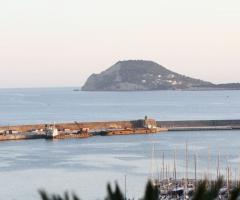 Villa Posillipo - Panorama dalla villa sul Golfo di Napoli