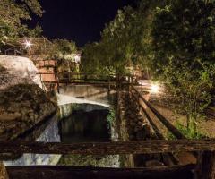 Masseria San Lorenzo - La bellezza del giardino delle cave