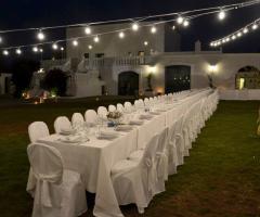 Masseria Eccellenza - Il rinfresco di sera