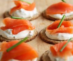 Manfredi Ricevimenti - Dettagli culinari