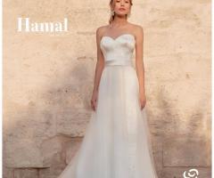 Angela Pascale Spose - Abito da sposa modello Hamal - Nuova Collezione 2017