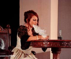 Clelia Lazzari - Lo spettacolo musicale