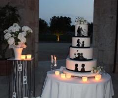 Wedd Happy Story Matrimoni in Puglia - La torta di nozze