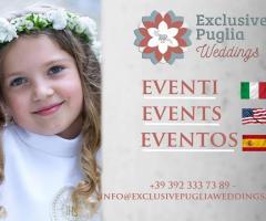 Exclusive Puglia Weddings - Eventi