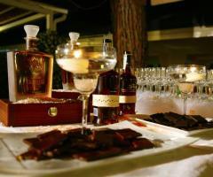 Villa Posillipo - Degustazioni cioccolato al matrimonio