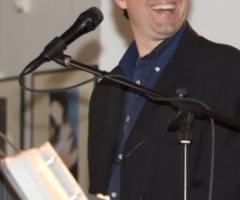 Il musicista Andrea Fontana