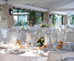 Tenuta Moreno - Mise en place del matrimonio