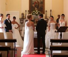 Villa Ciardi - Sposi all'altare