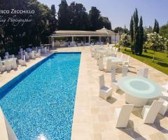 Villa Ciardi - La piscina