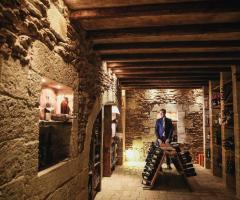 Antica Masseria Martuccio - La cantina