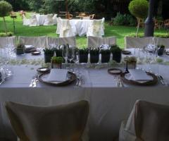 Ricevimento di matrimonio a Cascina la Lodovica a Monza e Brianza