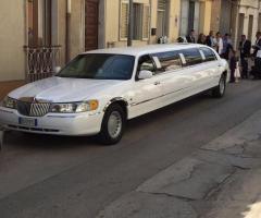 Emozioni Wedding Planner - La Limousine per gli sposi