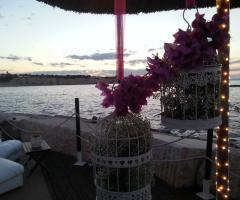 Matrimonio sulla spiaggia a Lido Salsello Ricevimenti