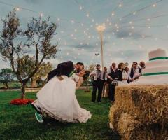 Masseria Bonelli - Matrimonio in stile country chic