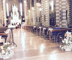 Insolito Fiori - gli addobbi floreali in chiesa