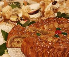 Il Vittoriano Ricevimenti - Il buffet: frutta e dolci