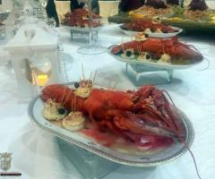 Grand Hotel Vigna Nocelli Ricevimenti - Pesce fresco