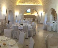 Matrimonio sala in pietra