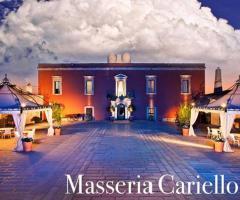Masseria Cariello Nuovo - I gazebo per il matrimonio all'aperto
