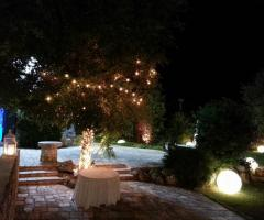 Masseria Santa Teresa - Addobbi serali