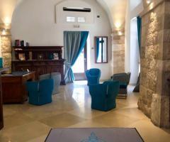 Palazzo Filisio Hotel Regia Restaurant - La reception dell'Hotel