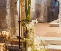 My White Carpet - Decorazioni per la chiesa