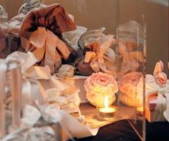 Grand Hotel Continental - Il tavolo delle bomboniere e dei confetti di matrimonio