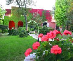 Villa Torrequadra - Cortile