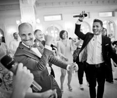 Balli durante il matrimonio