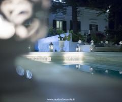 F&B Luxury Events - Dettagli di luce a bordo piscina