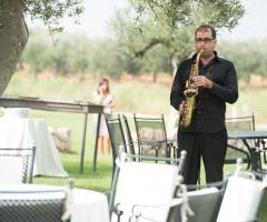 Musica per un matrimonio in giardino