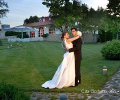 Lady Tiffany - Sposi in giardino