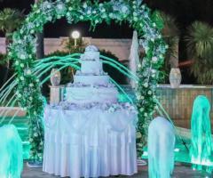 Villa Althea Ricevimenti - La torta nuziale