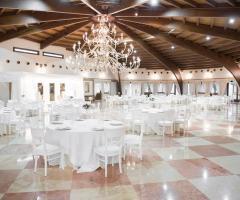 Grand Hotel Vigna Nocelli Ricevimenti - Ampi spazi