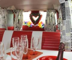 Antony Live - Allestimento auto per gli sposi