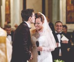 Francesco Caroli - Le foto reportage degli sposi in chiesa