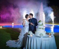 Relais il Santissimo -  Il bacio degli sposi