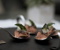 Hotel Helvetia & Bristol - Finger food al matrimonio