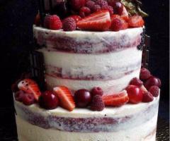 T'a Milano Catering & Banqueting - Torta gelato con frutta